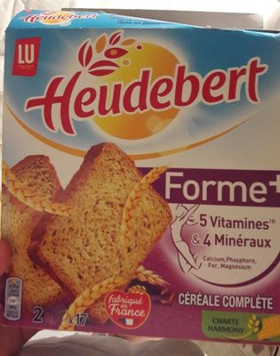 Heudebert Forme + - Producto