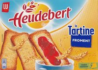 La Tartine Froment - Produit - fr