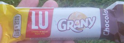 Grany Chocolat - Produit - fr