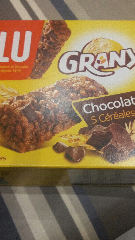 Grany céréales chocolat - Produit - fr
