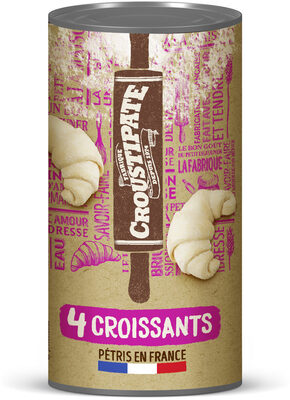 4 Croissants - Produit - fr