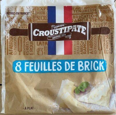Feuille de brick - Product - fr