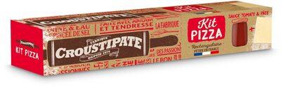 Kit Pizza - Produit - fr
