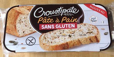Pâte à pain sans gluten - Produit - fr