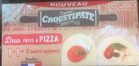 Duo pates a pizza - Producte