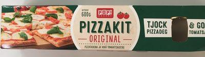 Pizzakit Original - Produit - fr