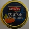 Oeufs de saumon - Product