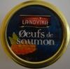 Oeufs de saumon - Produit