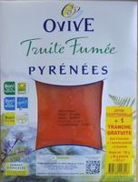 Truite fumée Pyrénées Offre exceptionnelle - Produit