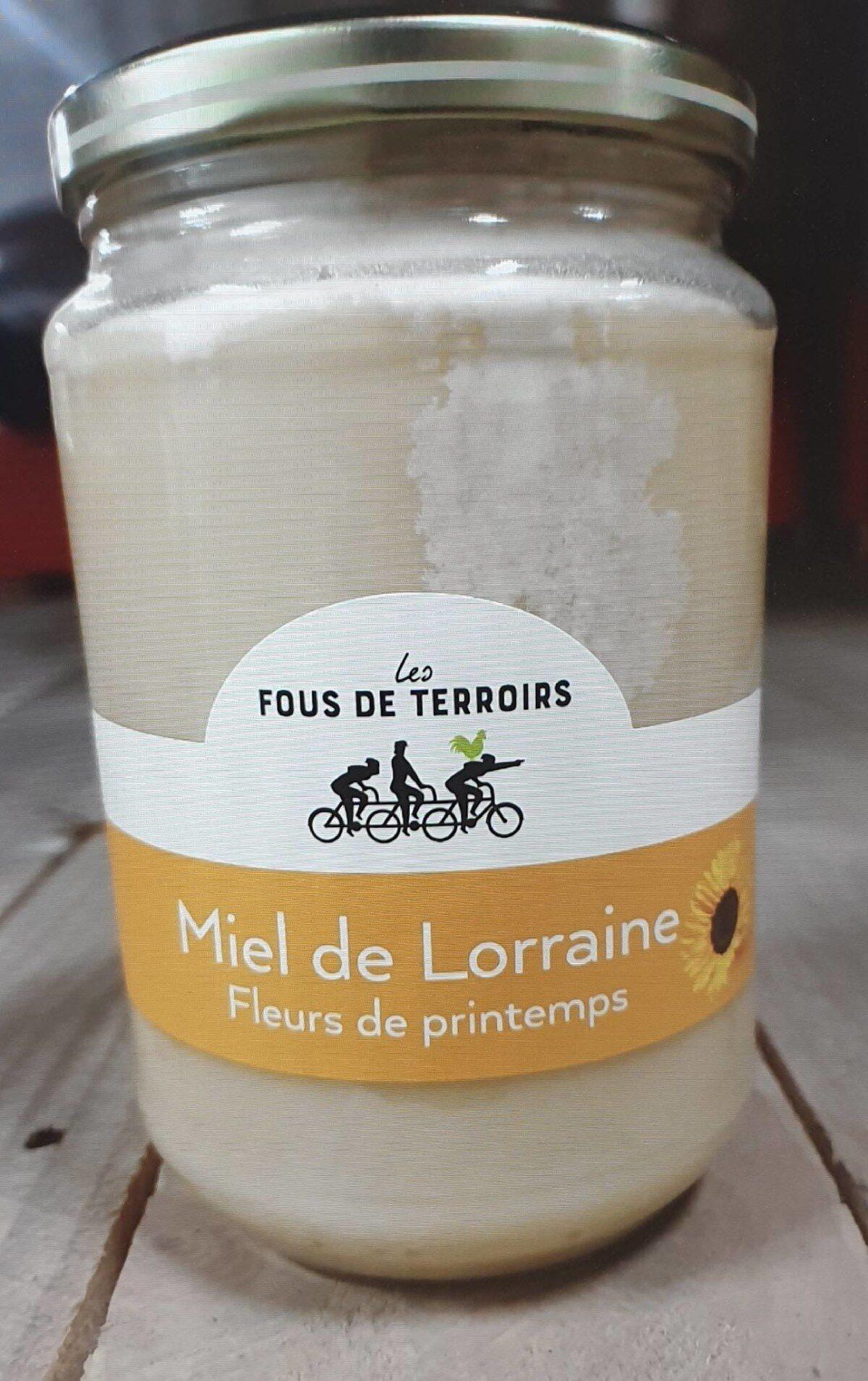 Miel de Lorraine fleurs de printemps - Product