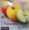 Purée aux 3 Pommes - Produkt