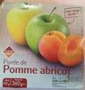 Purée de Pomme abricot - Produit