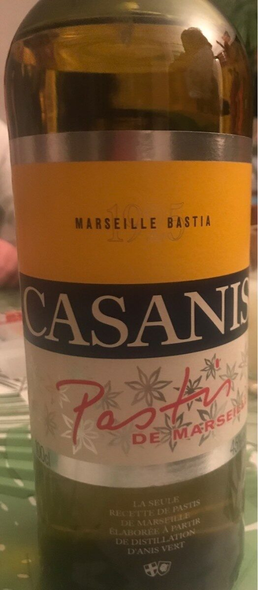 Pastis de Marseille Casanis - Prodotto - fr
