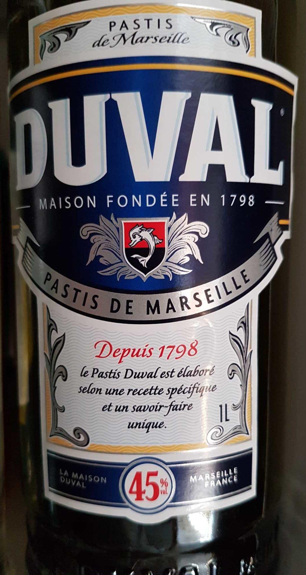 Pastis de Marseille - Product