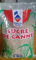 Sucre de canne - Produit - fr