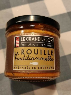 Bouillabaisse et Rouille