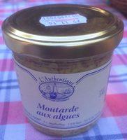 Moutarde aux algues - Produit