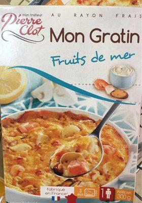 Mon gratin fruit de mer - Product - fr