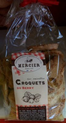 Croquets du Berry - Product