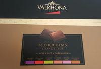 66 Carrés De Chocolat Noir Collection Grands Crus - Product - fr