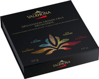 Valrhona - Les Coffret Degustation Grands Crus - Decouverte - Produit - fr