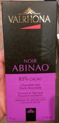 Noir Abinao 85% - Produkt