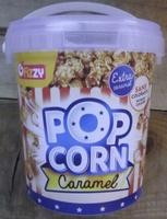 Pop Corn Caramel - Produit