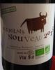 Beaujolais nouveau 2015 - Produit
