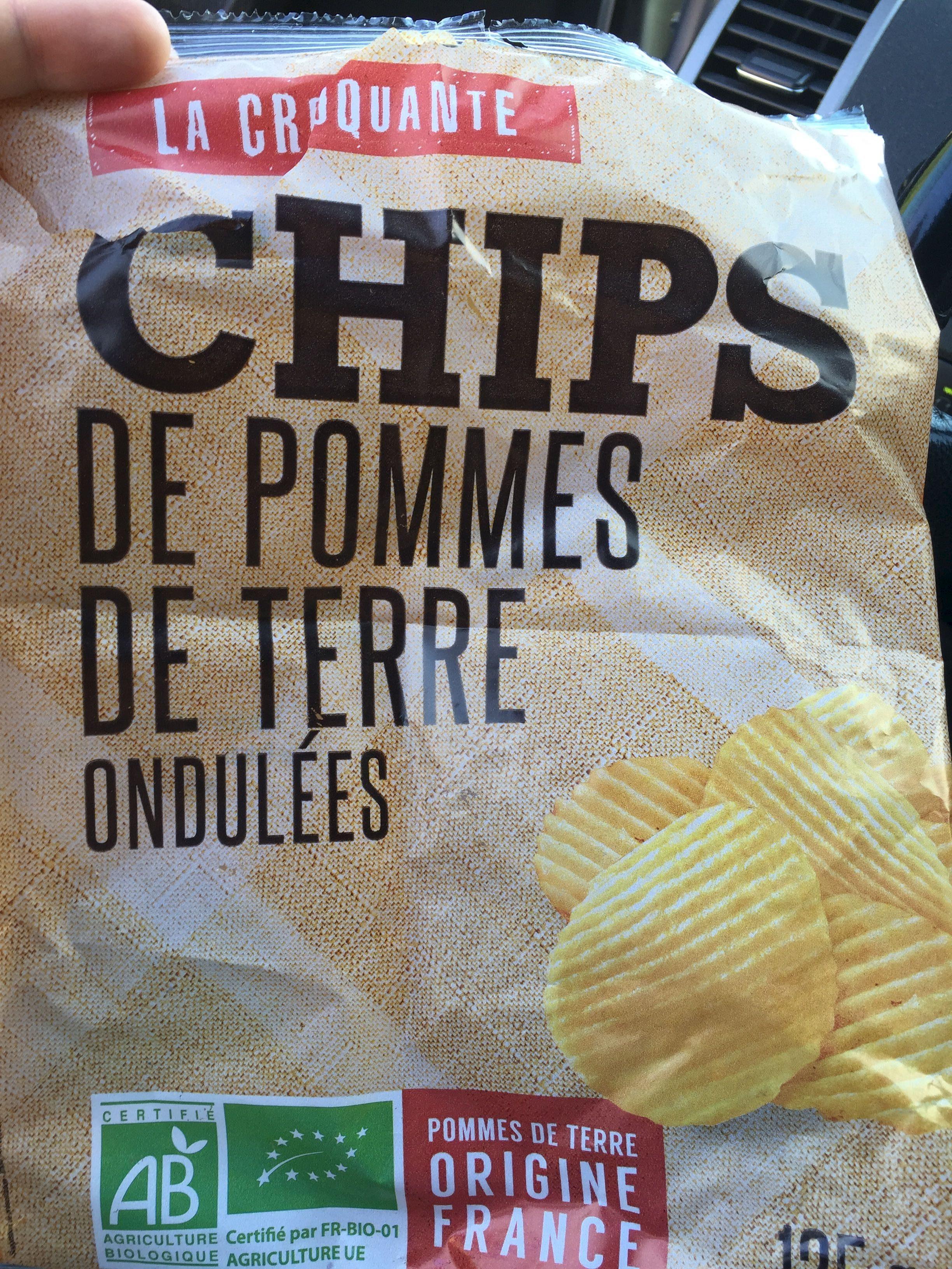 Chips de pommes de terre - Produit - fr