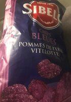Chips bleues pommes de terre Vitelotte - Prodotto - fr