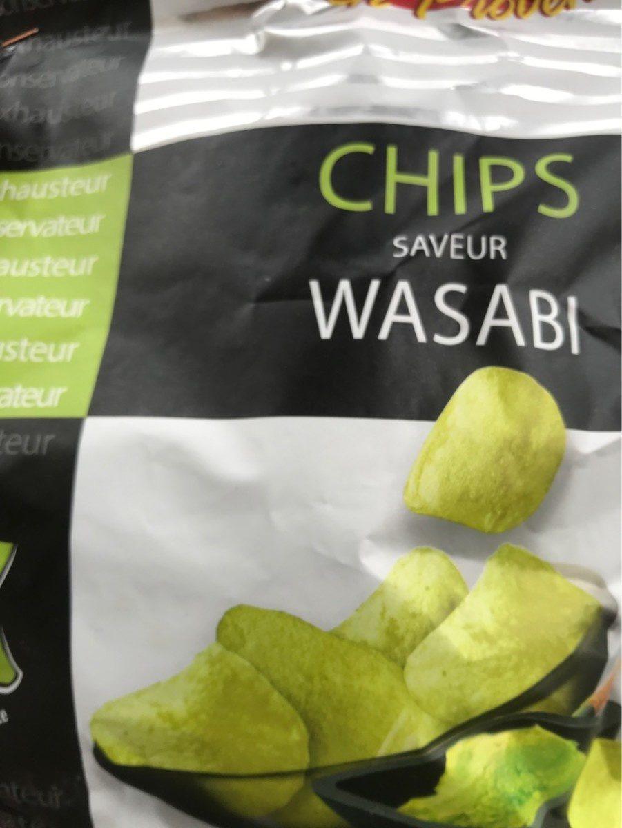 Chips saveur wasabi - Product