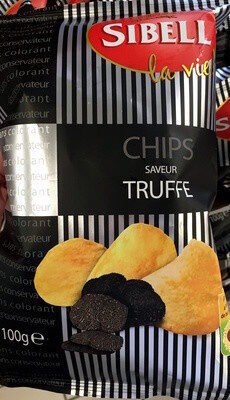 Chips saveur Truffe - Product - fr