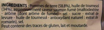 Teddiz à croustiller - Ingrédients - fr