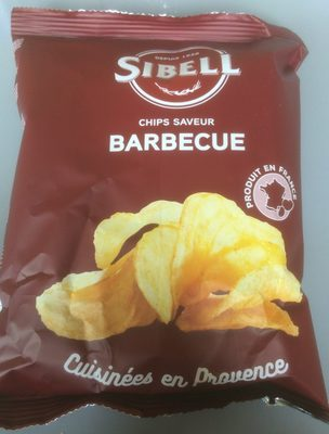Chips Barbecue - Produit - fr