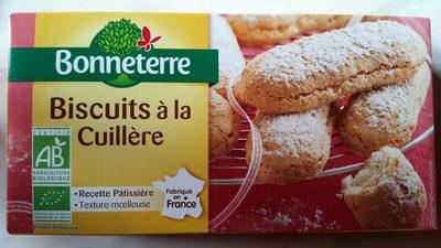 Biscuits à la cuillères - Product - fr