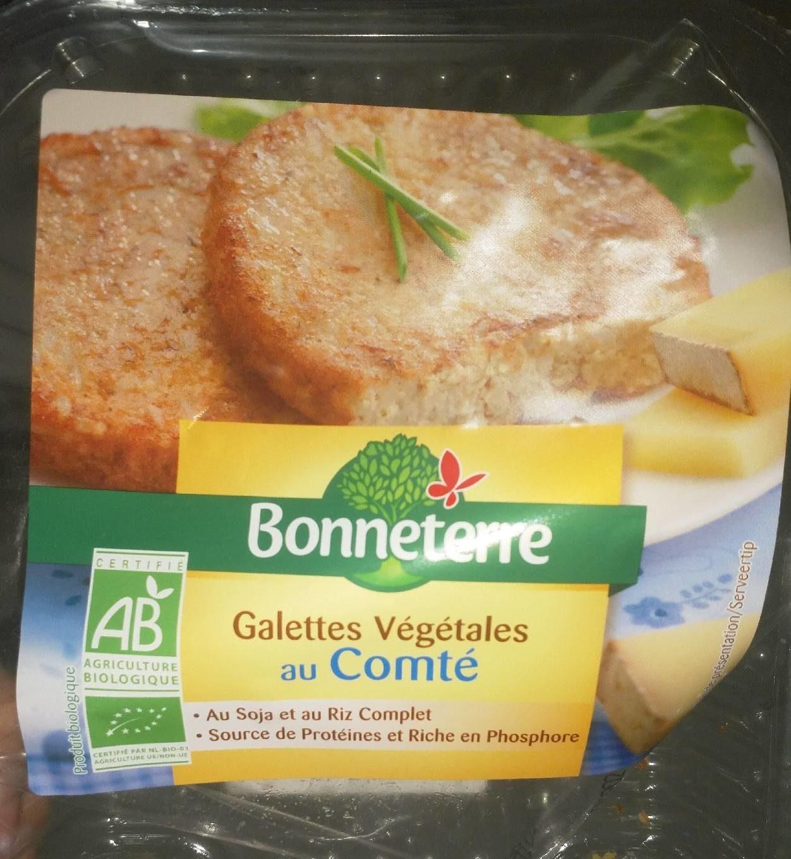 Galettes Végétales au Comté - Product