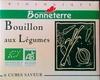 Bouillon aux Légumes (6 Cubes Saveur) - Produit