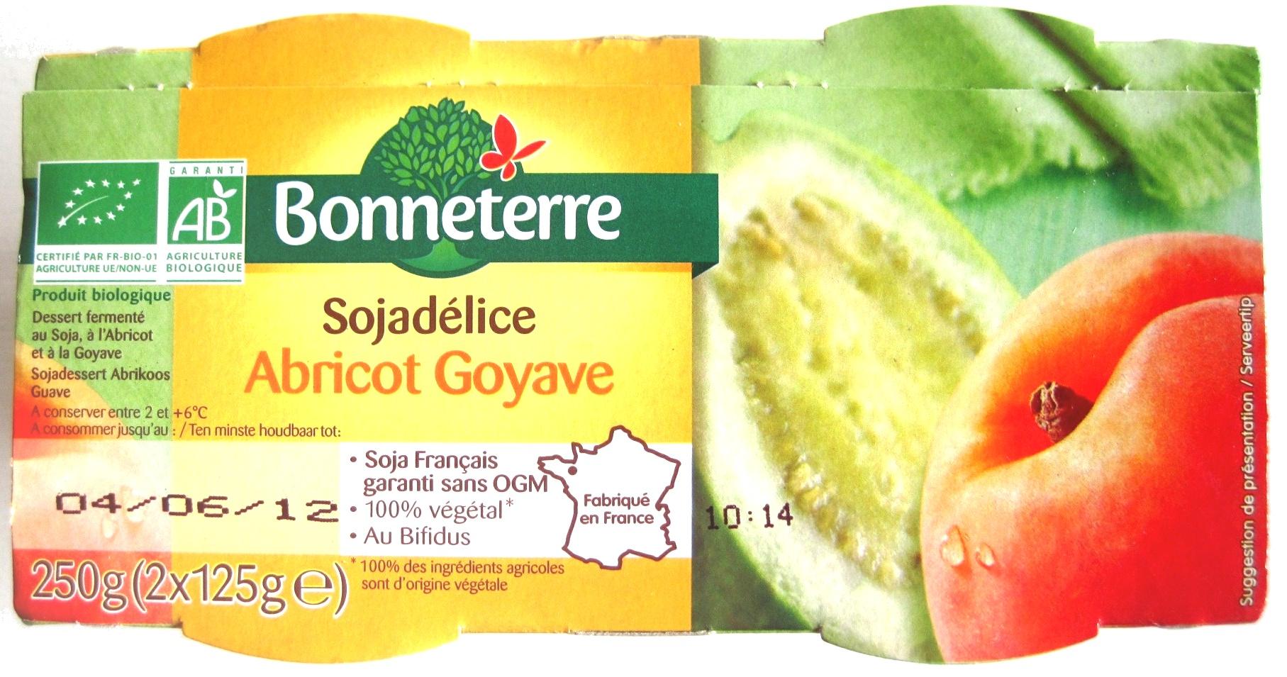 Sojadélice Abricot Goyave - Produit - fr