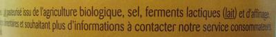 Camembert au Lait Pasteurisé - 3