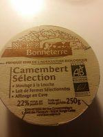 Camembert Sélection - Product - fr
