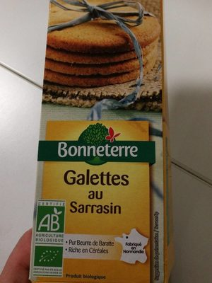 Galettes au sarrasin - Product