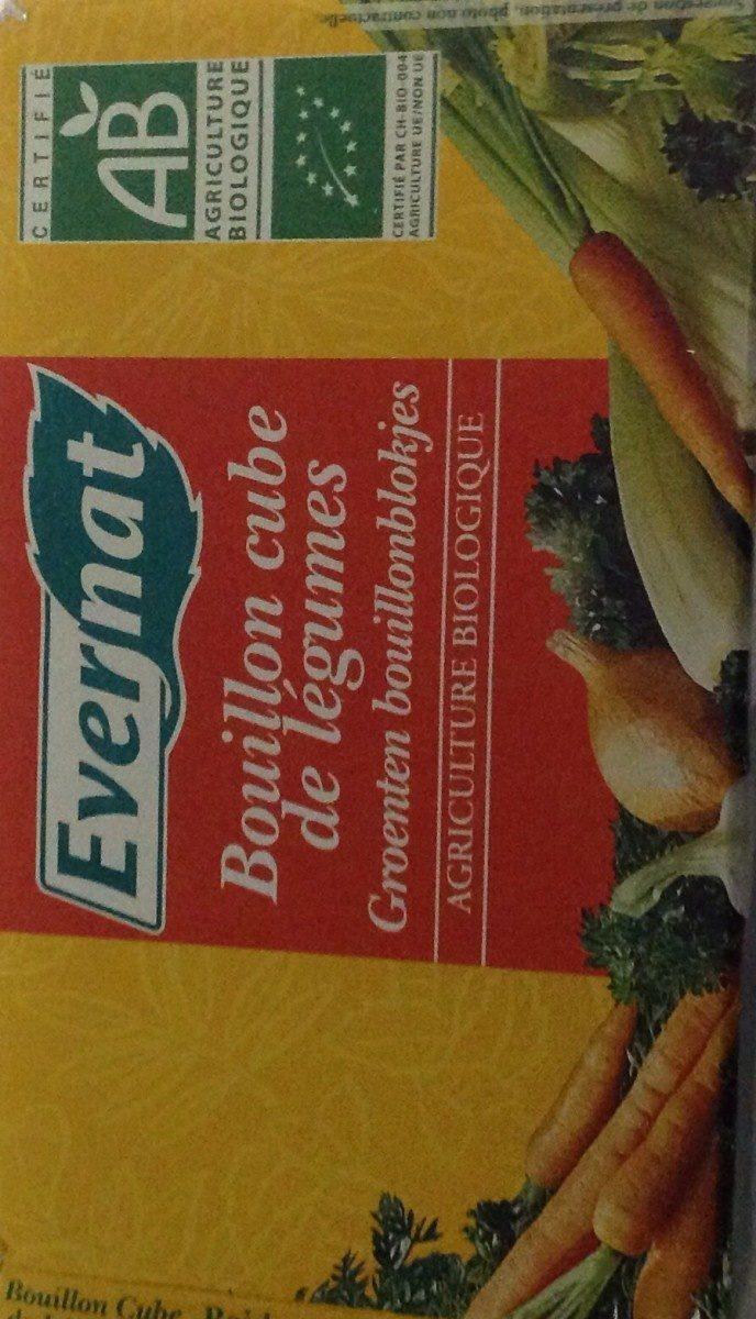 Bouillons Cubes Legumes - Product - fr