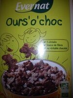 Ours'o'choc - Product - fr