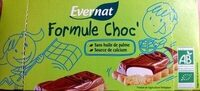 Formule Choc' - Product - fr