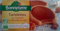 Tartelettes au caramel et chocolat au lait - Product