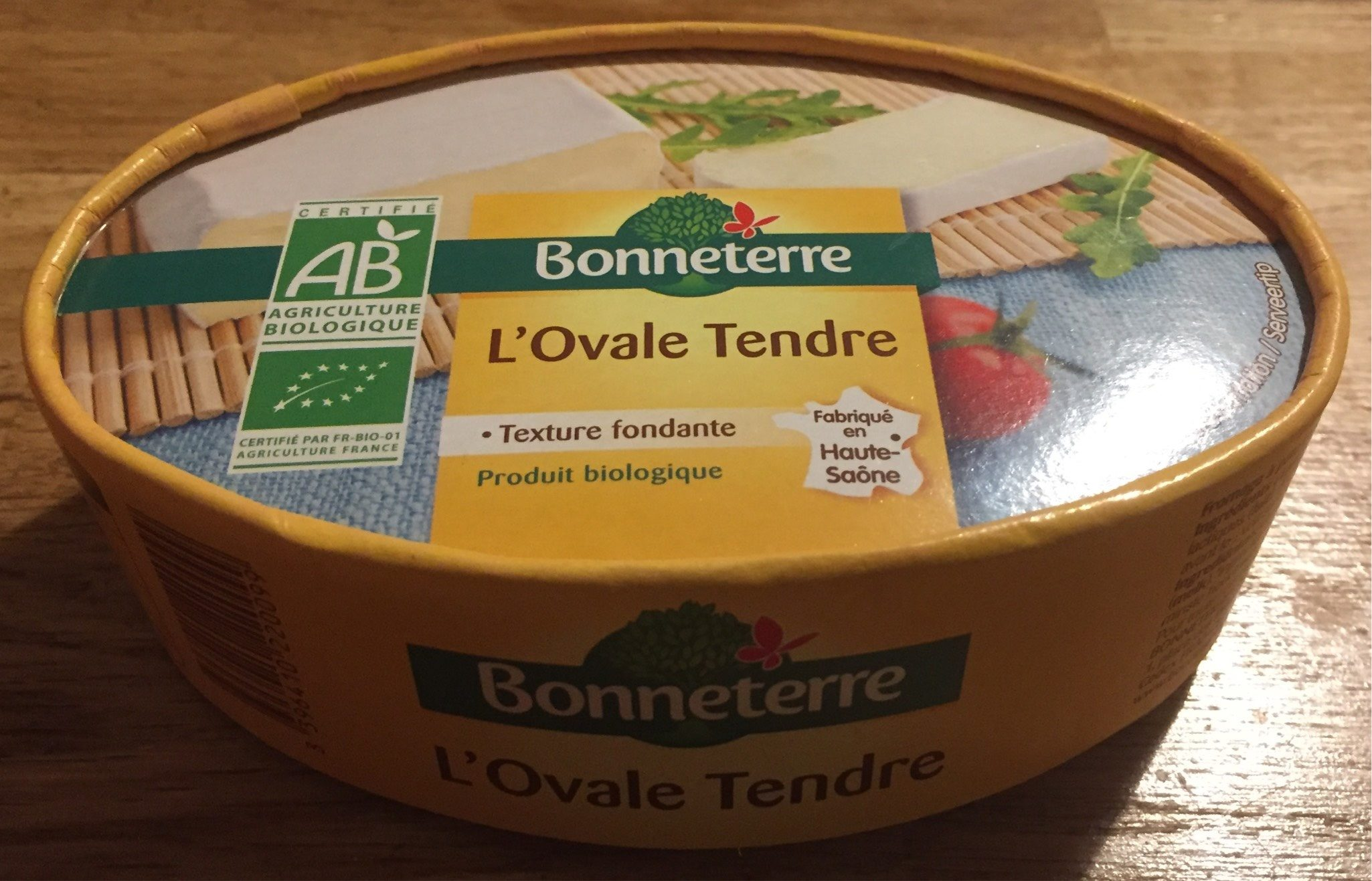 L'Ovale Tendre - Product