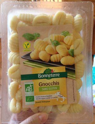 Gnocchis sans Gluten - Produit - fr