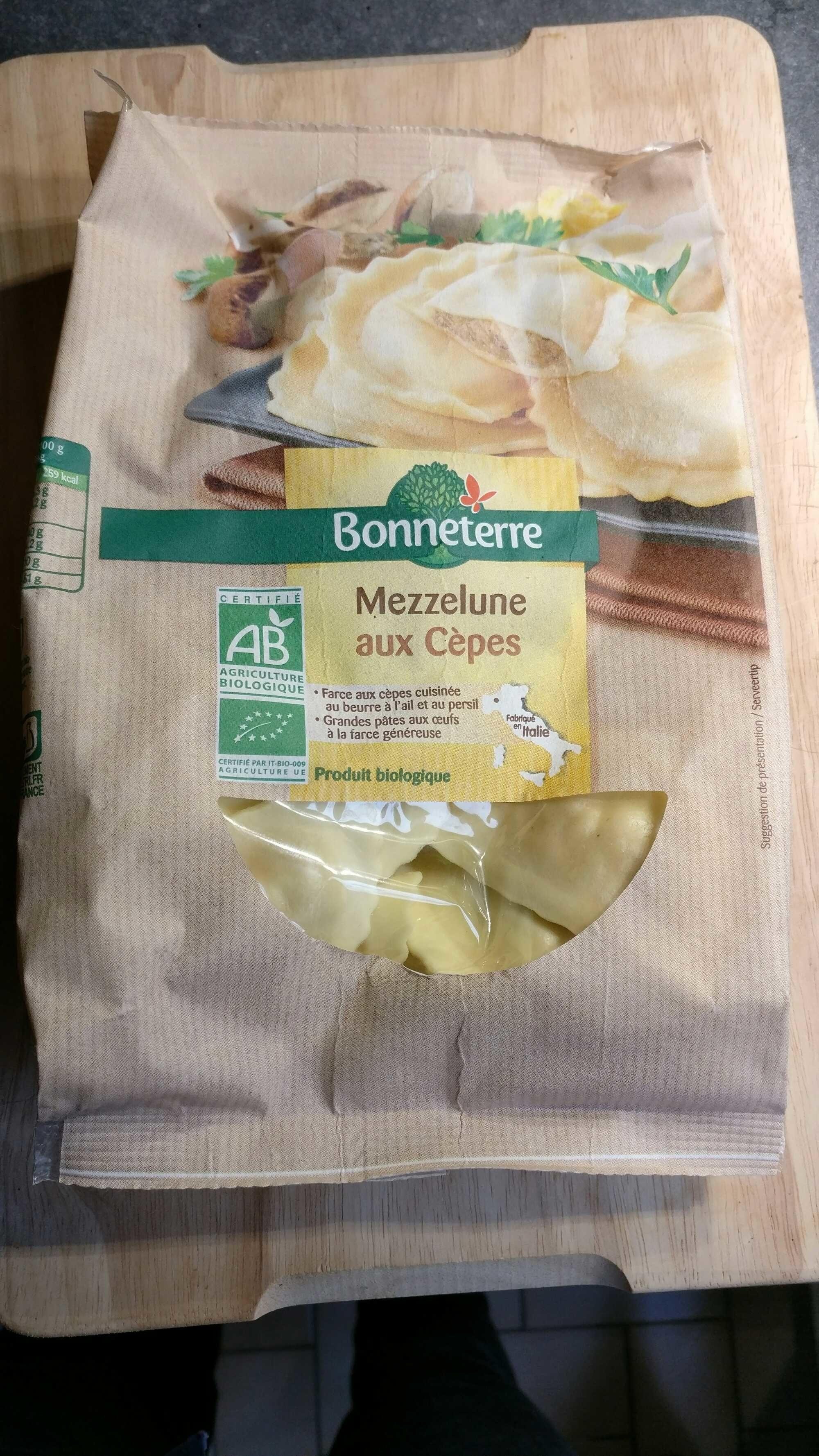 Mezzelune aux Cèpes - Produkt - fr