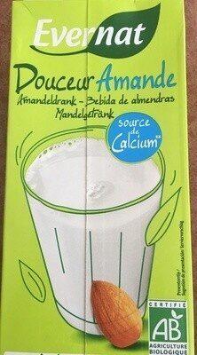 Douceur amande - Produit - fr