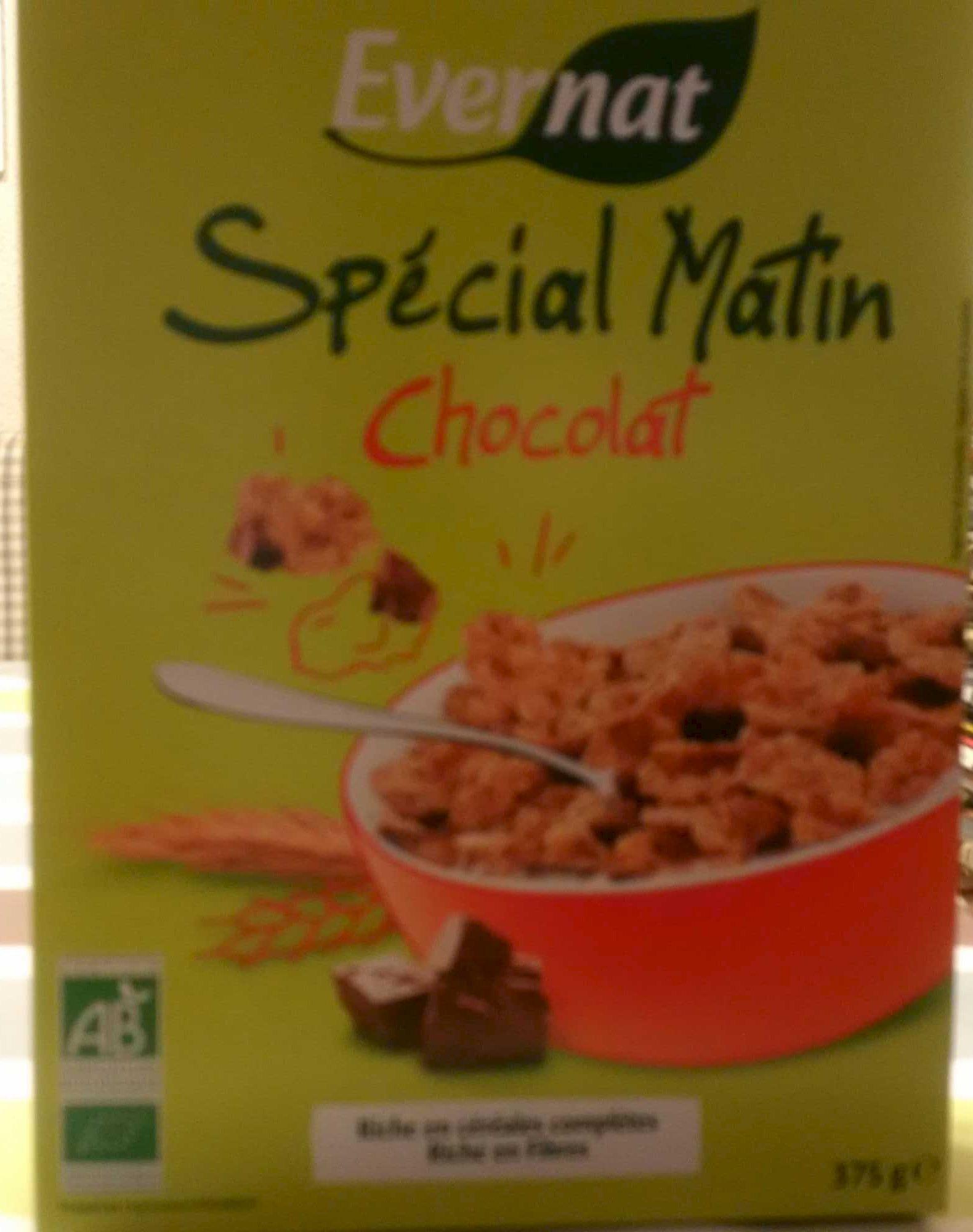 Spécial Matin Chocolat - Product